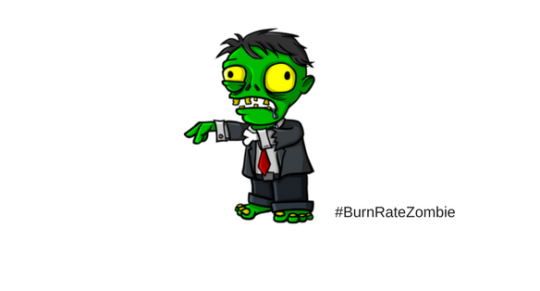 Burn Rate Zombie